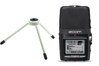 Zoom H2n Tripod SET