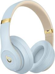 Beats Studio3 Wireless Over-Ear Skyline Collection Crystal Blue