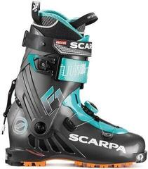 Scarpa F1 Womens 95/Anthracite/Pagoda Blue