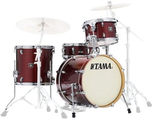 Tama CK48S Superstar Maple Dark Red Sparkle