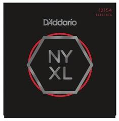 D'Addario NYXL1254 Nickel Wound Heavy 12-54