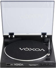 Voxoa T30 Belt Drive Turntable With USB Rec
