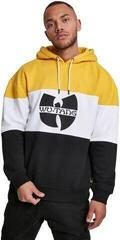 Wu-Tang Clan Block Hoody Black/White/Yellow M
