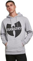 Wu-Tang Clan Logo Wu-Tang Hoody Heather Grey XL