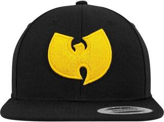Wu-Tang Clan Logo Cap Black One Size