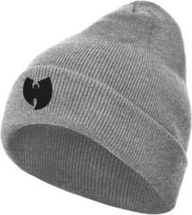 Wu-Tang Clan Logo Beanie Heather Grey One Size