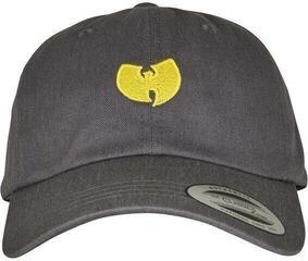 Wu-Tang Clan Logo Dad Cap Dark Grey One Size