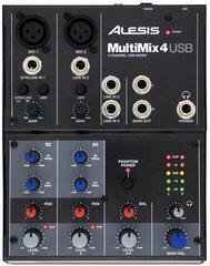 Alesis MULTIMIX 4 USB Mixer analog