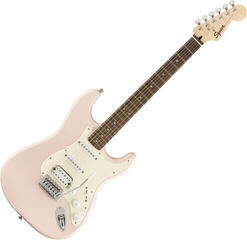 Fender Squier Bullet Stratocaster Tremolo HSS IL Shell Pink