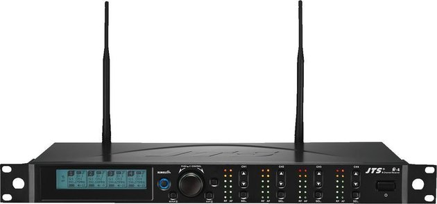 JTS R-4/5 Wireless Microphone Receiver