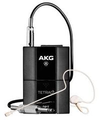 AKG DPT Tetrad Digital Pocket Transmitter