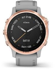 Garmin fénix 6S Sapphire/Rose Gold/Powder Gray