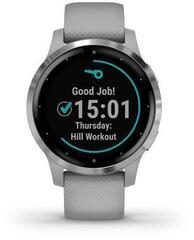 Garmin vívoactive 4S Powder Gray/Silver