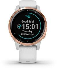 Garmin vívoactive 4S White/Rose Gold