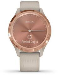 Garmin vívomove 3S Light Sand/Rose Gold Silicone