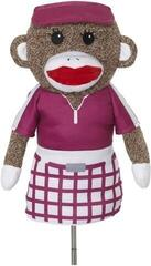 Creative Covers Sock Monkey Girl Driver Headcover