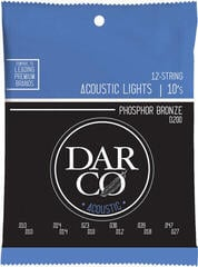 Darco 92/8 Phosphor Bronze 12-String Light