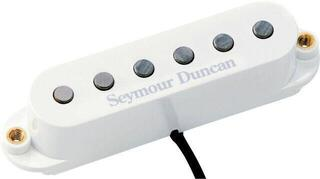 Seymour Duncan SSL-5 Custom Staggered Strat Pickup White Cap