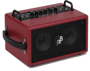 Phil Jones Bass BG-75 Double Four, Red