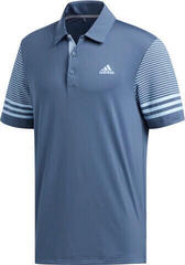 Adidas Ultimate365 Gradient Mens Polo Shirt Tech Ink L
