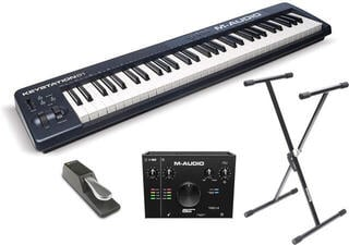 M-Audio Keystation 61 MK3 SET