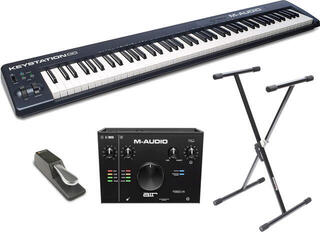 M-Audio Keystation 88 II SET