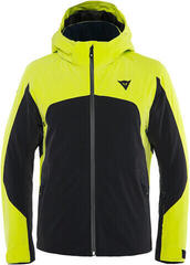 Dainese HP2 M2.1 Mens Ski Jacket Stretch Limo/Lime Punch