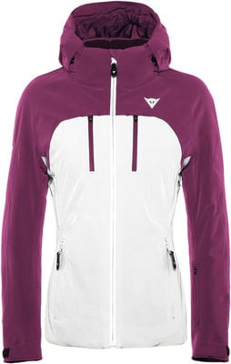 Dainese HP2 L1.1 Womens Ski Jacket Lily White/Dark Purple S