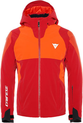 Dainese HP1 M1 Mens Ski Jacket Chili Pepper/Cherry Tomato L