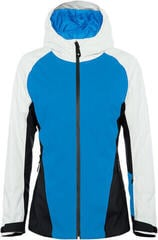Dainese HP2 L4 Womens Ski Jacket Imperial Blue/Lily White/Stretch Limo