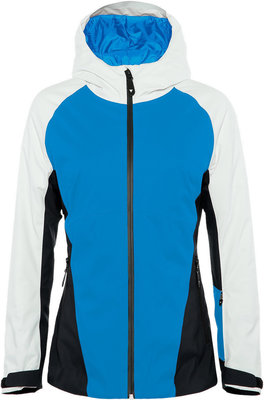 Dainese HP2 L4 Womens Ski Jacket Imperial Blue/Lily White/Stretch Limo M
