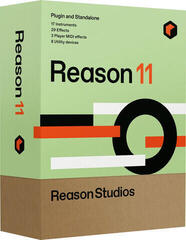 Reason Studios Reason 11 Upgrade for Intro/Ltd/Essential/Adapted/Lite