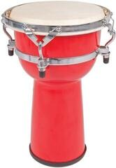 PP World Djembe 20 cm Red