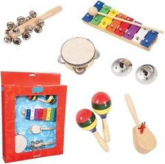 PP World Music Box 7 Piece Set