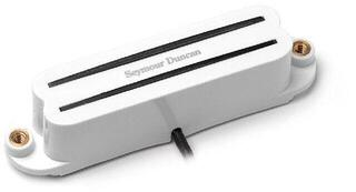Seymour Duncan SHR-1B Hot Rails Strat Bridge Pickup White