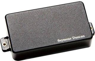 Seymour Duncan AHB-2B Blackouts Metal Bridge Humbucker Black