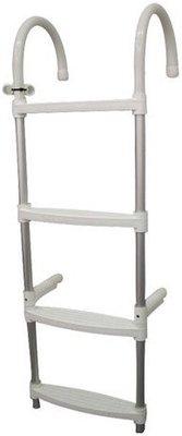 Nuova Rade Aluminium Ladder 4 step
