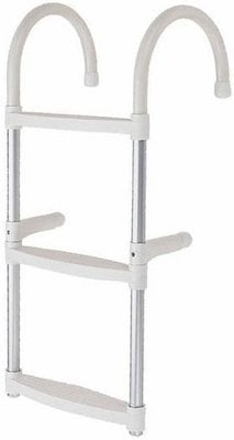 Nuova Rade Aluminium Ladder 3 step