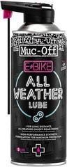 Muc-Off eBike All Weather Chain Lube 400ml Moto uleiul / Filtru / Moto lubrifiant