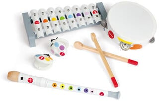 Janod Confetti Musical Set