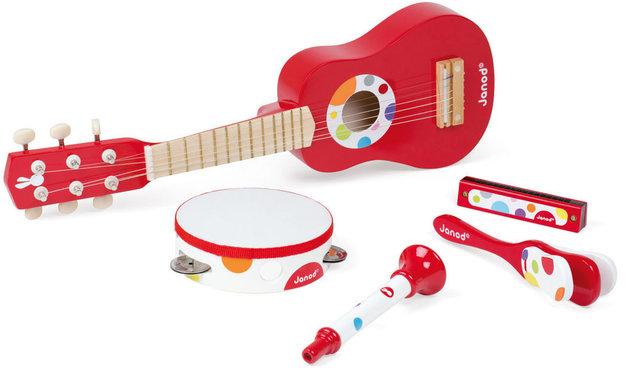 Janod Confetti Music Live Musical Set