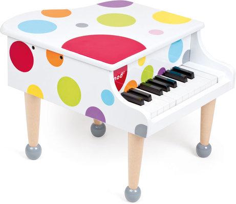 Janod Confetti Grand Piano Muziker Ee