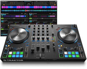 Native Instruments Traktor Kontrol S3 SET Kontroler DJ