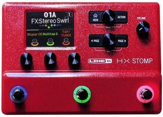 Line6 HX Stomp Red