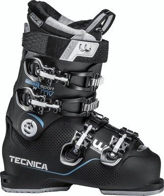 Tecnica Mach Sport MV 85 W Black 260 19/20