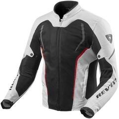 Rev'it! Jacket GT-R Air 2 White/Black