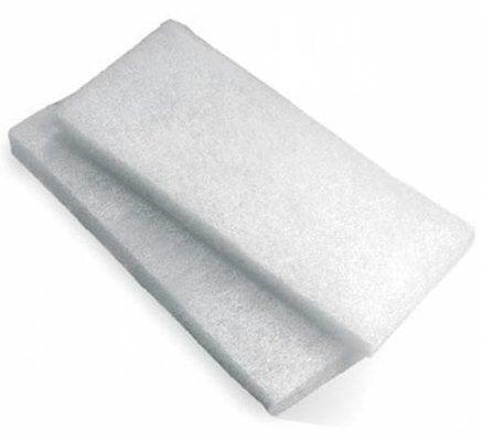 Swobbit Scrub Pad - Fine Grade - WHITE