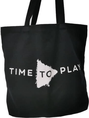 Muziker Shopping Bag Black