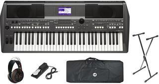 Yamaha PSR-S670 Deluxe SET