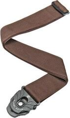 D'Addario Planet Waves PW-SPL-209 Planet Lock Guitar Strap Polypropylene Brown
